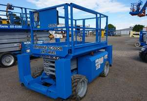 GENIE 26FT Rough Terrain Scissor Lift