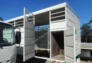 Isuzu Unknown Cattle Crate Body