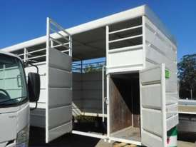 Unknown Cattle Crate Body - picture0' - Click to enlarge