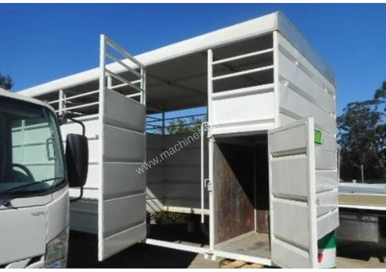 Unknown Cattle Crate Body