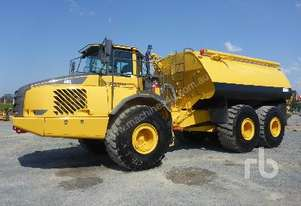 Volvo   A40E Water Wagon