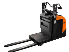 Toyota BT Optio OSE100W Low Level Order Picker Forlift - picture0' - Click to enlarge