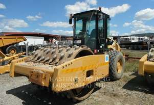CATERPILLAR CS76 Vibratory Single Drum Smooth