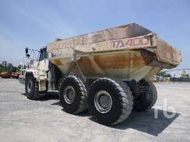 TEREX TA400 Articulated Dump Truck - picture2' - Click to enlarge