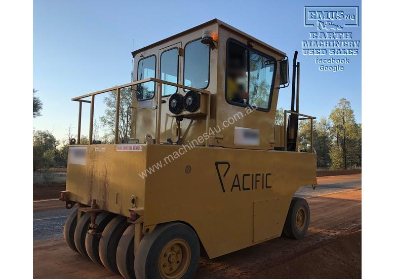 Pacific Multi Tyre Roller, Call EMUS..