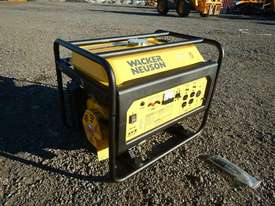 Wacker Neuson MG5 5.0Kw Air Cooled Petrol Generator - picture0' - Click to enlarge