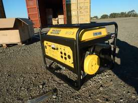 Wacker Neuson MG5 5.0Kw Air Cooled Petrol Generator - picture1' - Click to enlarge