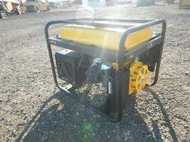 Wacker Neuson MG5 5.0Kw Air Cooled Petrol Generator - picture3' - Click to enlarge