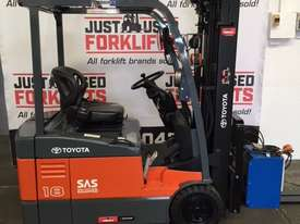 TOYOTA 7FBE18 4500FSV 3182 D/L HOURS 2011 - picture0' - Click to enlarge