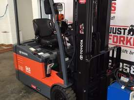 TOYOTA 7FBE18 4500FSV 3182 D/L HOURS 2011 - picture1' - Click to enlarge