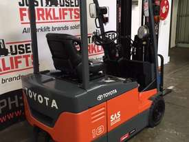 TOYOTA 7FBE18 4500FSV 3182 D/L HOURS 2011 - picture2' - Click to enlarge