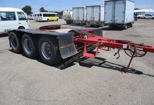 Azmeb   Tri Axle Dolly