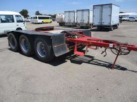 Azmeb Tri Axle Dolly - picture0' - Click to enlarge