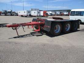 Azmeb Tri Axle Dolly - picture2' - Click to enlarge