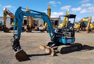 2007 Airman AX35U-4 Excavator *CONDITIONS APPLY*