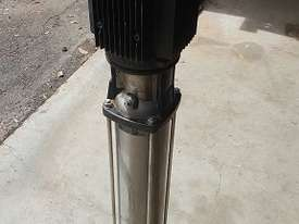 Grundfos 3KW Vertical Multistage centrifugal water pump 3 m/3h 239m Head Max - picture1' - Click to enlarge