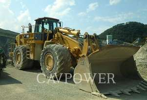 CATERPILLAR 988H Wheel Loaders integrated Toolcarriers