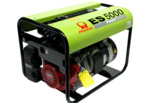 Pramac ES5000 AVR HONDA powered portable generator