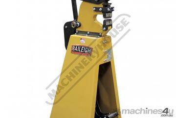 MSS-14F Foot Operated Shrinker Stretcher Works On Flanges Up To 177mm Wide 1.6mm Mild Steel Capacity
