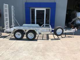 Ozzi 10x5 Tilting Plant Trailer 2 Tonne - picture0' - Click to enlarge