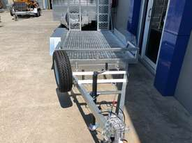Ozzi 10x5 Tilting Plant Trailer 2 Tonne - picture6' - Click to enlarge