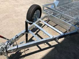 Ozzi 10x5 Tilting Plant Trailer 2 Tonne - picture7' - Click to enlarge