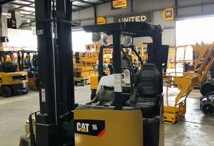 CAT 1.6T Reach Sit-On Truck - Price Reduced to Clear