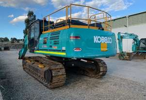 Kobelco 50 tonne excavator for sale