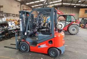 New CPQYD18 Container Mast 1800kg Forklift In stock ready for delivery