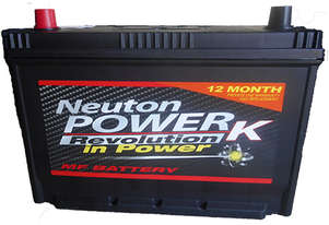 BATTERY 600CCA NEUTON 4X4 N70 MAINT FREE