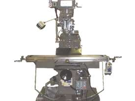 King Rich KRV-3000 Milling Machine - picture1' - Click to enlarge