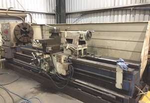 Ajax Oil Country Lathe 1060mm swing x 3000mm 14