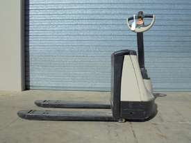 Electric Forklift Walkie Pallet WP Series 2012 - picture0' - Click to enlarge