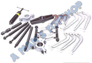PULLER KIT 10 TON 4-6-8``ARMS IN PVC CASE