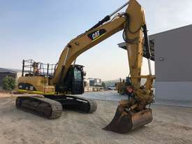 Caterpillar 329DL - picture1' - Click to enlarge