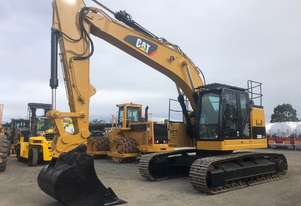 2011 CATERPILLAR 328DL CR EXCAVATOR