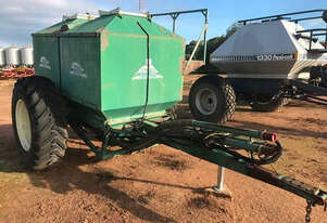 Simplicity 4000DTR Air Seeder Cart Seeding/Planting Equip