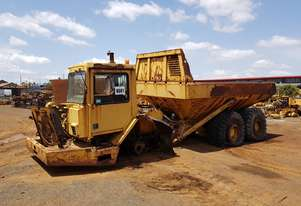 1991 Caterpillar D350D Articulated Dump Truck *DISMANTLING*