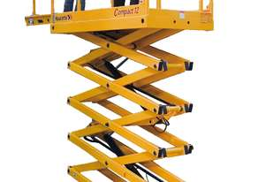 Haulotte 32ft Electric Scissor Lift