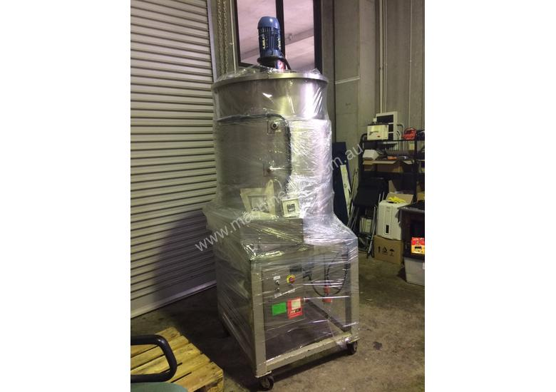 400 Litre Electriy Heated and Jacketed Tank / Kettle With Stirrer