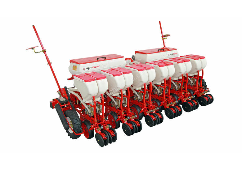2019 AGROMASTER D4X2 TWIN ROW PNEUMATIC PLANTER