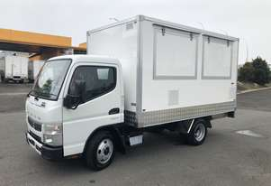 Maxi Food Truck 3.75m x 2.1m 1.6m cabin Starting From Just $79,990