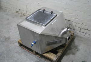 Stainless Steel Hopper Feeder - 150L
