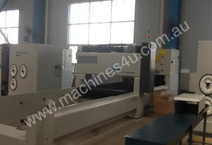 YSD Laser Cutting Machine Heavy plate Fabrication