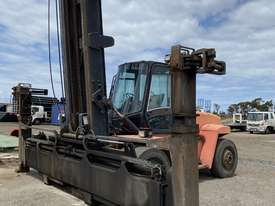 2001 HYSTER H12-00XM 12EC CONTAINER handler  - picture0' - Click to enlarge