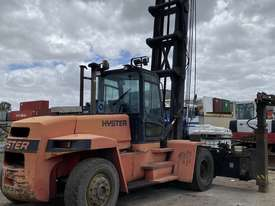 2001 HYSTER H12-00XM 12EC CONTAINER handler  - picture1' - Click to enlarge