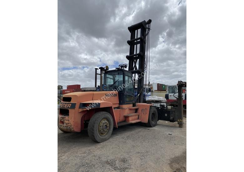 2001 HYSTER H12-00XM 12EC CONTAINER handler