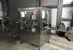 Wine Bottling and Labelling Line $115,000 + gst