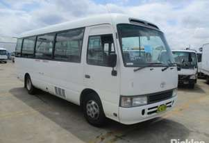 Toyota 2004   Coaster 50 Series