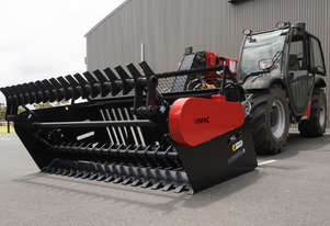 Telehandler Extreme Duty Rock Picker